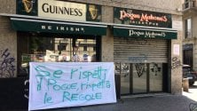 """Il pub richiude per protesta: """"Troppi clienti non rispettano le regole, noi non siamo poliziotti"""""""