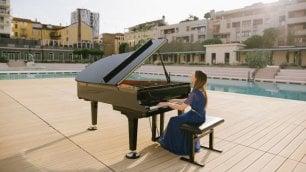 """Foto  La magia del Preludio di Piano City: grande successo per i concerti """"in solitaria"""""""
