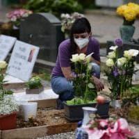 A Bergamo il ricordo delle vittime del coronavirus: una Messa da Requiem
