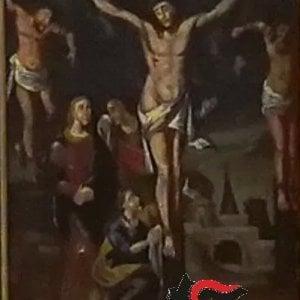 Suora ruba tele della Via Crucis in convento: recuperate dai carabinieri in un circolo di Mantova