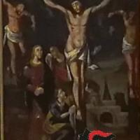 Suora ruba tele della Via Crucis in convento: recuperate dai carabinieri