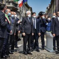 2 Giugno, Mattarella a Codogno: