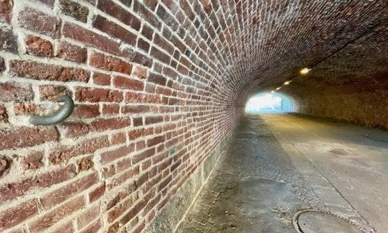 Restaurato il Ponte delle Gabelle: recuperato un angolo della Milano dei Navigli