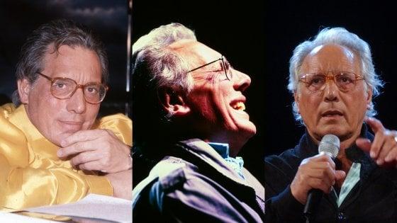 L'importante è esagerare: quanto ci manca Enzo Jannacci, che oggi avrebbe compiuto 85 anni