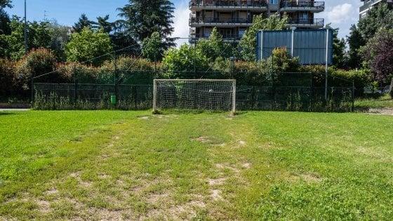 Campo Olimpia, il calcio per passione: i bambini ritornano in campo a San Siro