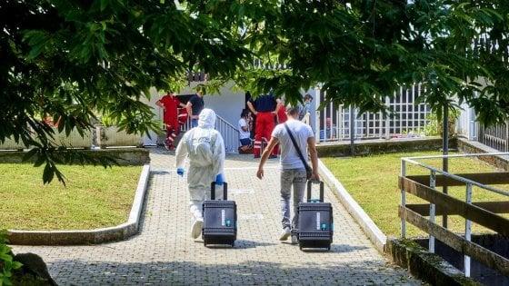 Omicidio in Valsassina, analisi sui telefoni ritrovati: forse sono dei gemelli