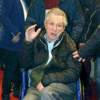 Umberto Bossi ricoverato in ospedale a Varese