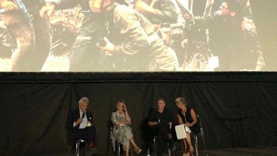 """""""Rabin uomo di pace"""", il ricordo di Amos Gitai alla Milanesi"""