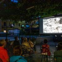 Il Cinemobile, cinema a quattro ruote alla Bocciofila a Crescenzago