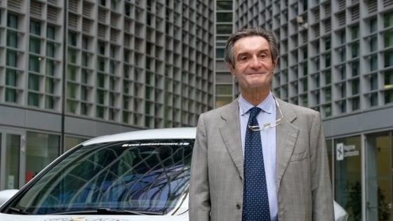 Attilio Fontana indagato nell'inchiesta sulla fornitura di camici