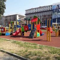 Dopo quasi 20 anni, aperto il giardino di via Sismondi: sarà intitolato al giornalista Beppe Viola