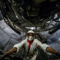 Dentro il tunnel della linea Blu: ecco come nasce il nuovo metrò di Milano