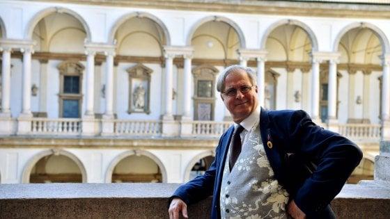 """Sogni e idee dopo il Covid a Milano, il direttore di Brera James Bradburne: """"Chiudiamo la caccia al turismo dei record"""""""