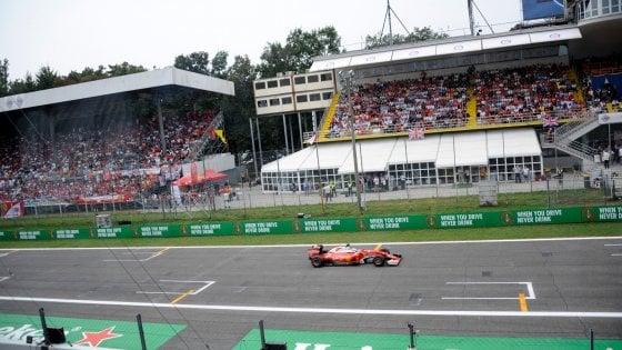 Formula 1, Gran premio di Monza a porte chiuse, i biglietti saranno rimborsati
