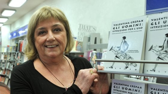 E' morta Valentina Crepax, la scrittrice e giornalista milanese nipote di Guido