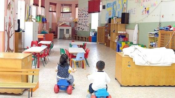 Nidi e materne, a settembre posti per tutti: nessun bambino resterà a casa