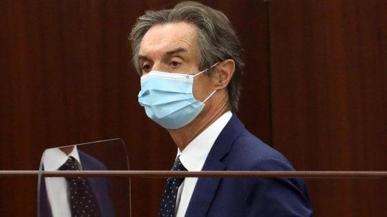 """Inchiesta camici, Pd firma mozione di sfiducia a Fontana con M5S: """"Ha mentito sulla vicenda"""""""