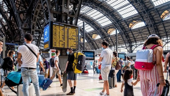 Treni Frecciarossa da Milano al Sud sold out nel weekend