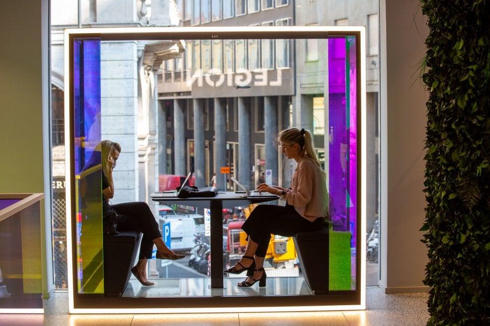 Lenovo, il colosso cinese dei pc apre a Milano il primo concept store in Europa