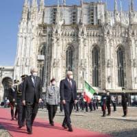 """Mattarella incontra il presidente tedesco: """"Grazie alla Germania, decisiva in Europa"""""""