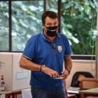 Comunali 2021, Salvini: