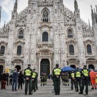 """Milano ringrazia la Protezione civile per il lavoro durante la pandemia: """"I volontari, il volto più bello dell'Italia"""""""
