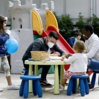 Restyling al pronto soccorso dell'ospedale Buzzi: sala d'attesa a misura di bambino nel rispetto delle norme anti Covid