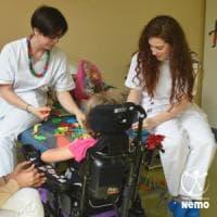 Nel Bresciano nasce un nuovo centro Nemo per i malati di Sla e Sma: la raccolta