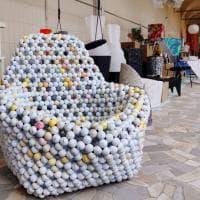 """Per Design City la mostra su riuso e riciclo curata da Rossana Orlandi: al Museo della Scienza e della Tecnologia arriva """"Ro Guiltlessplastic"""""""