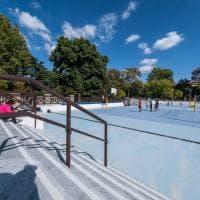 Dalla piscina abbandonata ai campi da basket, calcetto e pallavolo: rinasce il simbolo del parco Trotter