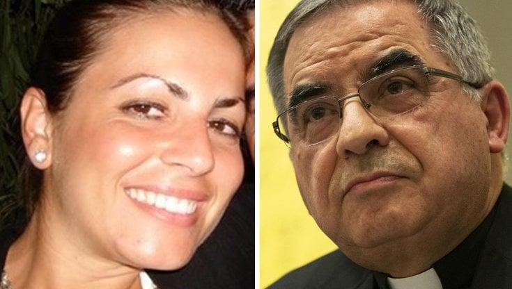 """Caso Becciu, no alla scarcerazione di Cecilia Marogna. La procura generale: """"Potrebbe..."""