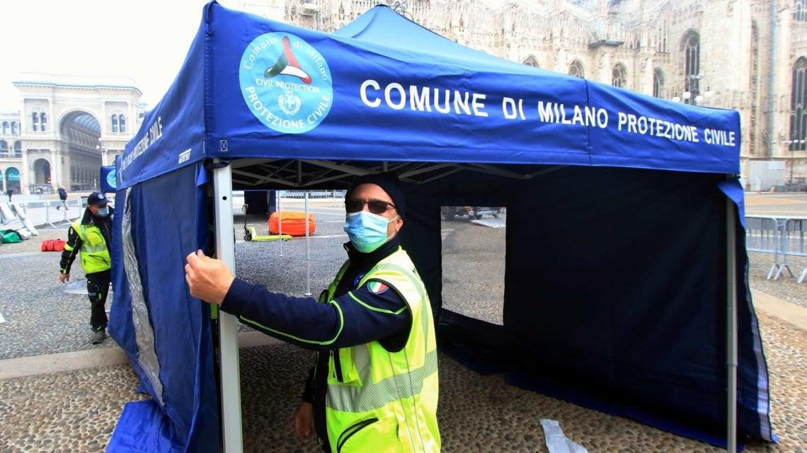 Vaccino contro l'influenza, a Milano nuova struttura per ...
