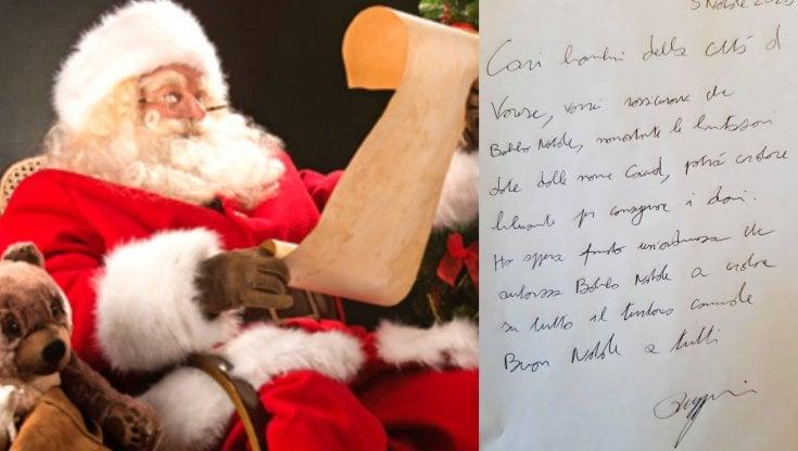 Il Babbo Natale.L Ordinanza Speciale Per Babbo Natale A Varese Tranquilli Bambini Per La Sua Slitta Non Vale La Zona Rossa La Repubblica