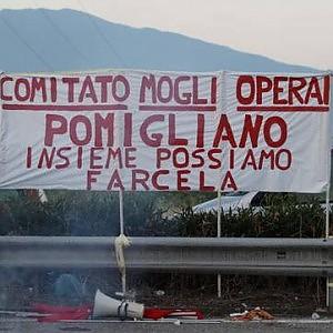 Dramma ad             Acerra, suicida una operaia Fiat in cassa integrazione