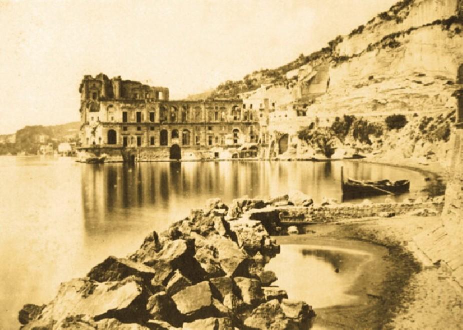 Cartoline dal bagno elena in mostra oltre 100 immagini del pi antico lido di napoli 1 di 11 - Bagno elena posillipo ...