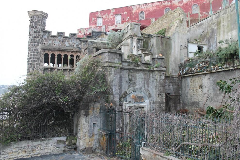 Rinasce dopo 15 anni il giardino di Villa Ebe