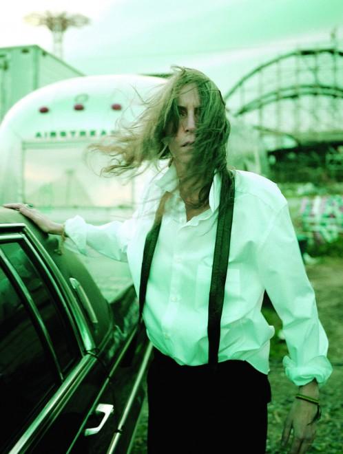 Patti Smith a Scario, esclusiva per l'Italia