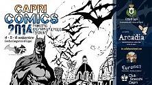 Capri Comics 2014 dedicata a Batman