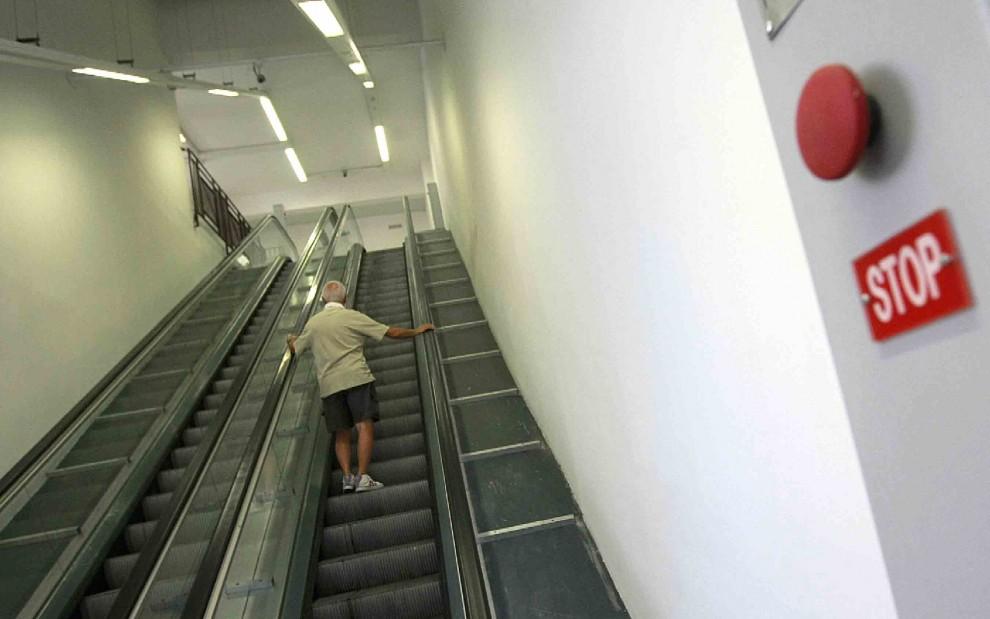 Ventaglieri, le nuove scale mobili