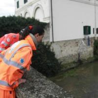 Maltempo, slavina di fango su alcune case in Irpinia e bombe d'acqua nel salernitano