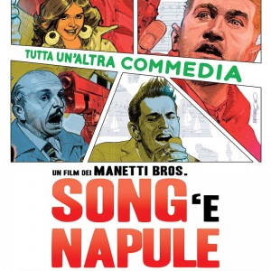 "E ora ""Song 'e Napule"" punta all'Oscar"