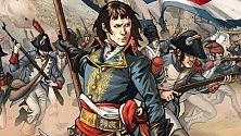 Fabrizio Fiorentino  illustra l'epopea  di Napoleone