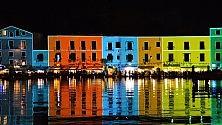 Ischia, festival di luci, colori e suggestioni per i 160 anni del porto