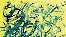 Tra musica e pittura  le opere di Reck