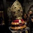 Bill De Blasio chiede la mitra di San Gennaro  Il tesoro in esposizione  a New York e a Chicago