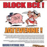 Appello contro la Bce a Napoliprotestano movimenti e artisti