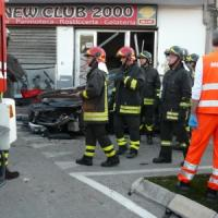 Falciati da un'auto nel salernitano, muoiono quattro giovani. Fra loro il fratello del...