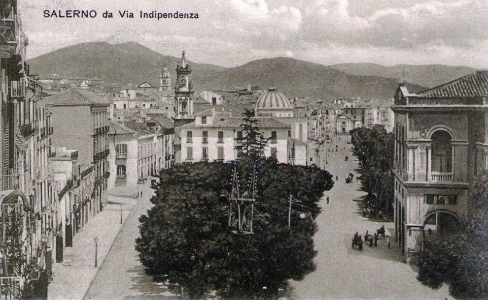 """""""Salerno com'era"""", le foto storiche - la Repubblica"""