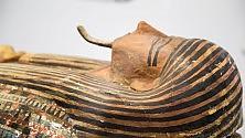 Sarcofagi egiziani  in mostra a Ischia