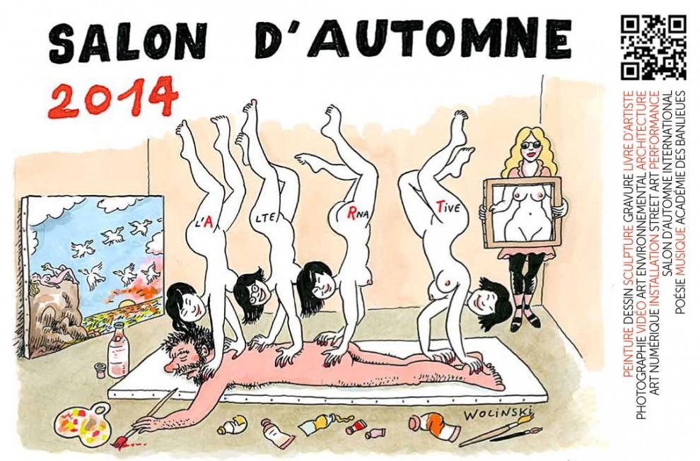 """Il Cam a Parigi con la sua """"art war"""""""